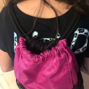 adidas Bags - Adidas Drawstring Backpack